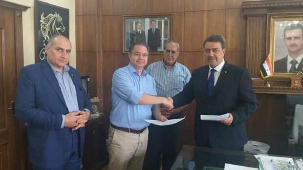 Венгрия, Сербия, Греция и Кипр откроют посольства в Дамаске