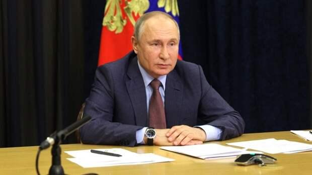 Американский эксперт отреагировал на интервью Путина журналисту NBC
