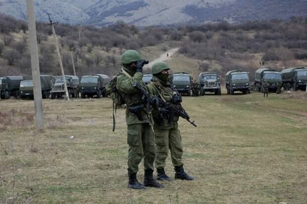 ФСБ: в Крыму задержали украинского шпиона