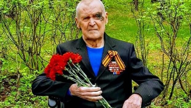 Максимович помог ветерану ВОВ из Подольска приобрести инвалидную коляску