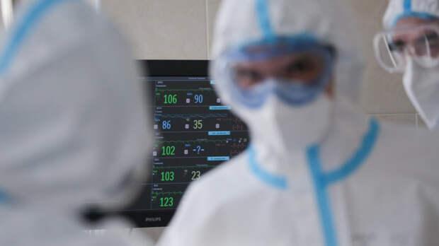 Коронавирус выявили у 8380 человек в РФ за сутки