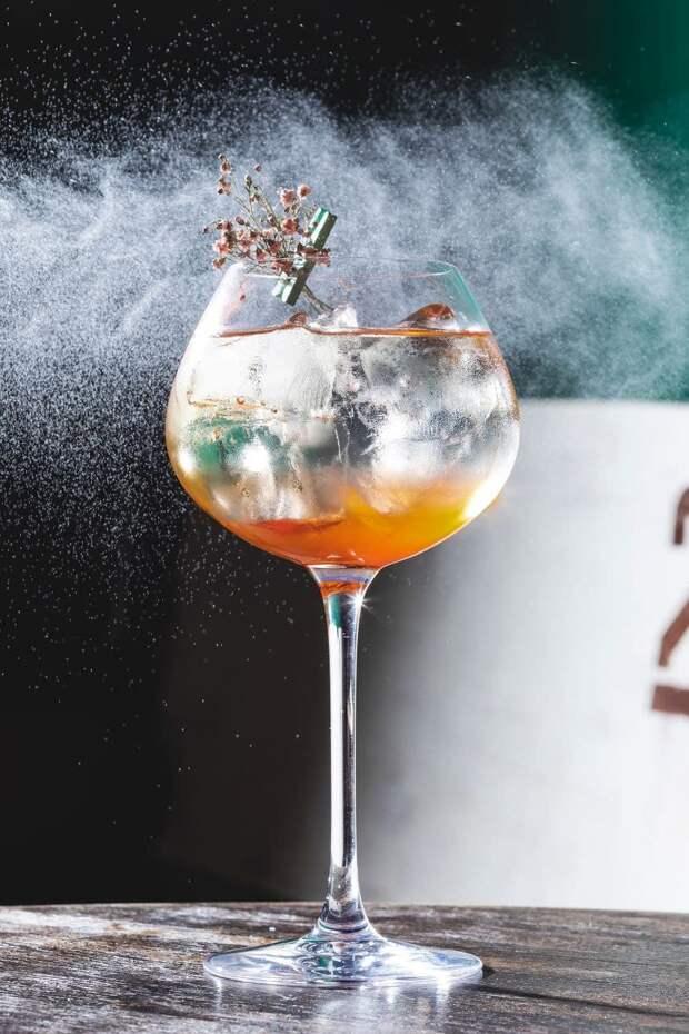 12.05 В гастрономическом ателье Sartoria Lamberti шеф-бармен Master's&Margarita's Игорь Бобрицкий