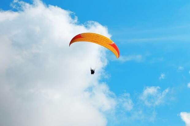 Благотворительный фонд из Хорошёво-Мнёвников организовал для инвалидов прыжки с парашютом