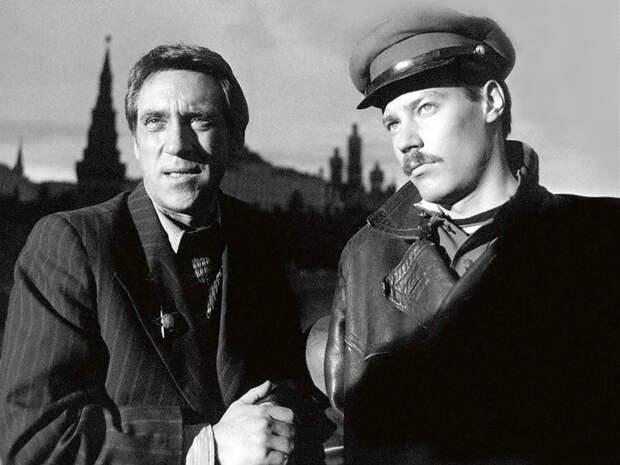 Владимир Высоцкий и Глеб Жеглов.
