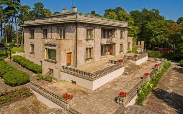 Дом Эмилии Беньямин