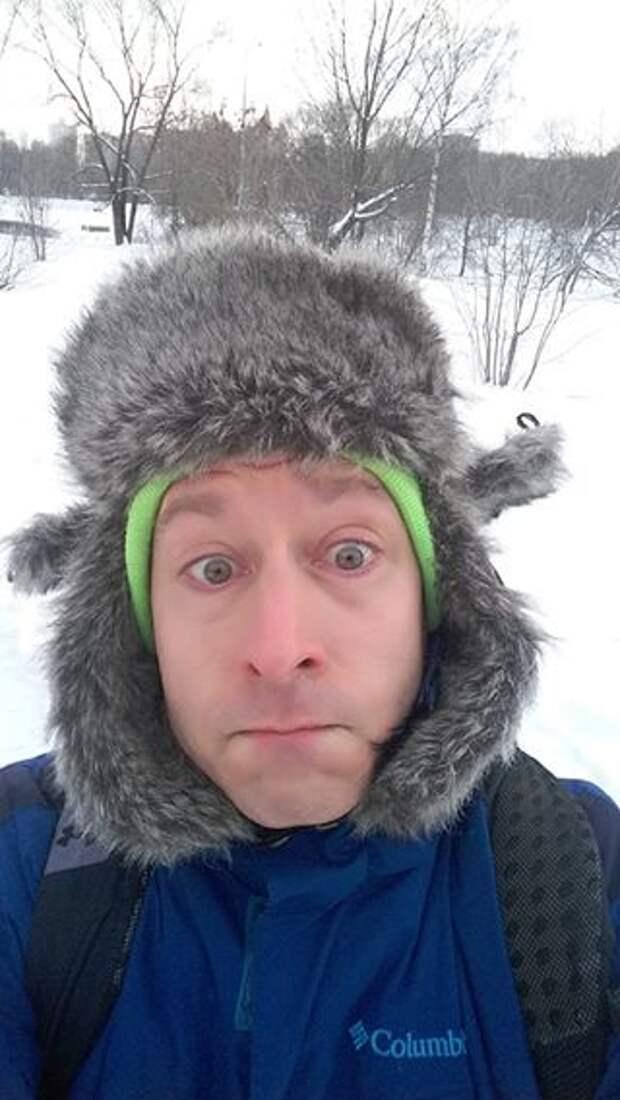 Майкл Бом: Я и подумать не мог, что в России может быть так холодно
