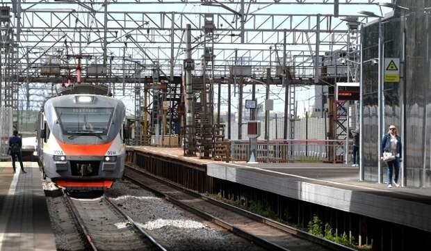 Строительство остановочных пунктов на соединительной ветке между Киевским и Смоленским направлениями МЖД начнется в июле