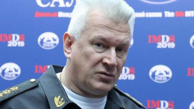 Главком ВМФ РФ заявил о важности Северного флота для безопасности Арктики
