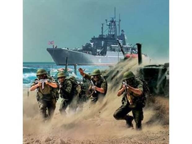 Угроза безопасности России: самая дорогая и тяжёлая война