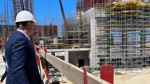 Расход по ФЦП развития Крыма составил всего 37% от годового плана