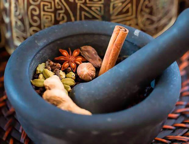 масала индийский чай