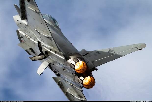 F-35 «Лайтнинг-2» выбыл из тендера ВВС Германии