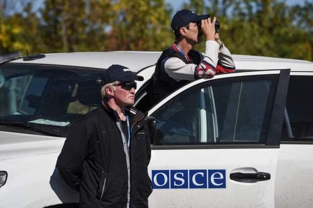 В ЛНР заявили, что СБУ использует «клоны» автомобилей ОБСЕ для спецопераций