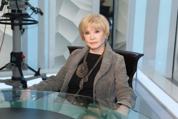 Народная артистка России Вера Алентова | Фото: kino-teatr.ru
