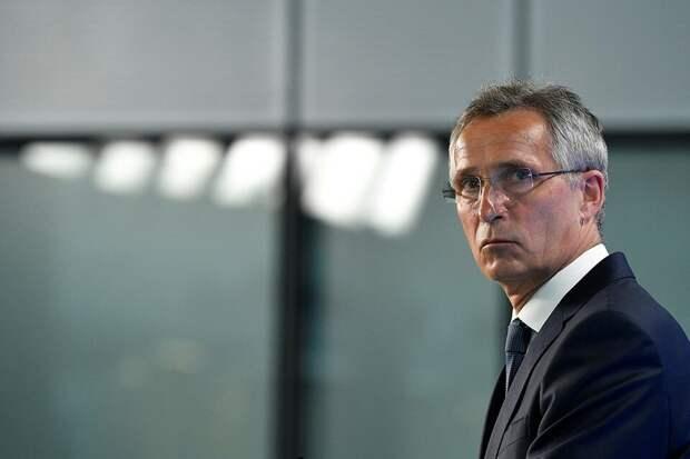 Генеральный секретарь НАТО опять пугает общественность