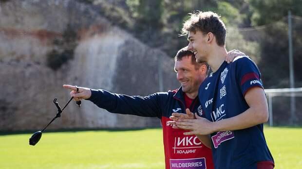 Новичок ЦСКА Бохинен — о РПЛ: «У вас очень сильная лига, может быть, даже одна из лучших в мире»