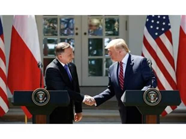 """""""Не будем защищать немцев от России"""". Против кого США дружат с Польшей"""