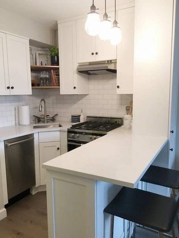 15. дизайн, идеи дизайна, интерьер, кухня, маленькая кухня