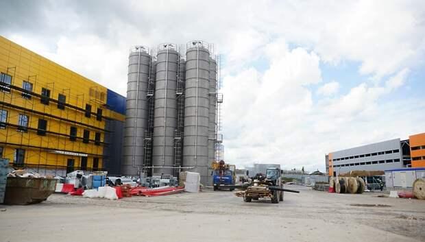 Хлебобулочный завод «Коломенский» в Подольске создаст более 1,4 тыс рабочих мест