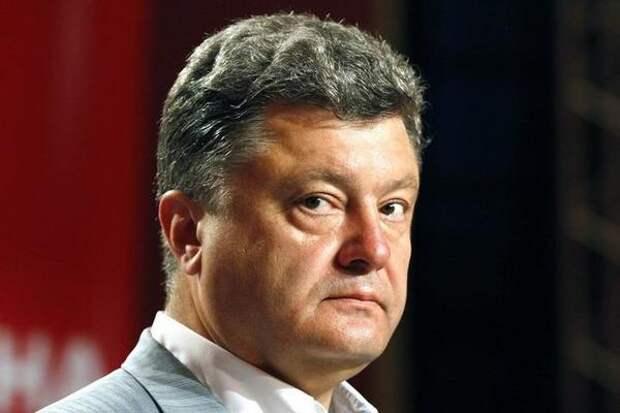 """Порошенко назвал поездку Путина в Крым """"брутальным нарушением международного права"""""""