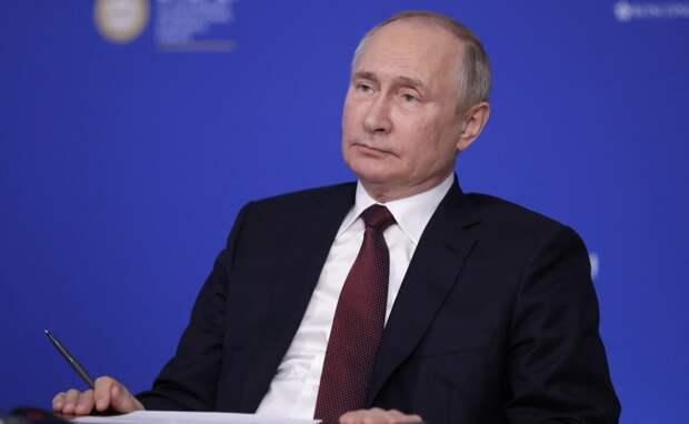 Путин подписал закон «Единой России» обесплатном подключении кгазу