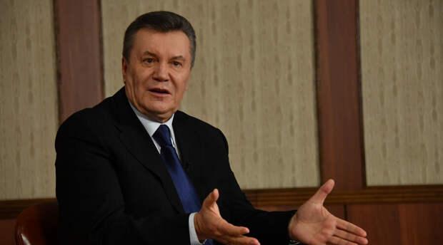Украина намерена арестовать Януковича и его сына по делу о резиденции в Межигорье