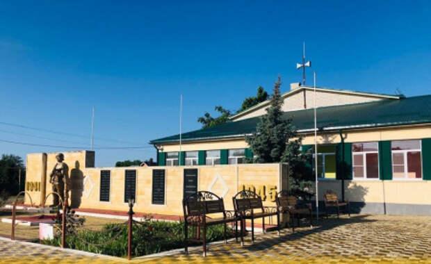В Успенском районе Краснодарского края отремонтирован еще один дом культуры