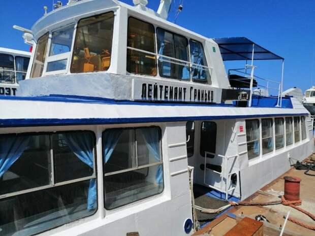 В Севастополе появилась морская маршрутка на пляж Учкуевка