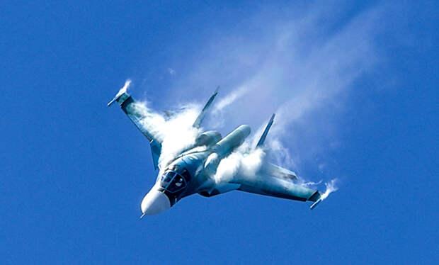 Уничтожает все: NI оценил российский истребитель-бомбардировщик Су-34