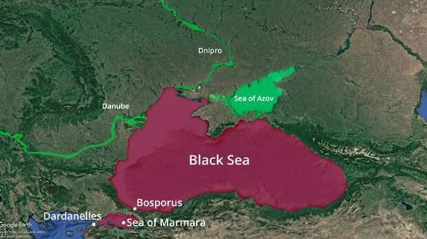 Юрий Селиванов: Черноморская безнадега Америки