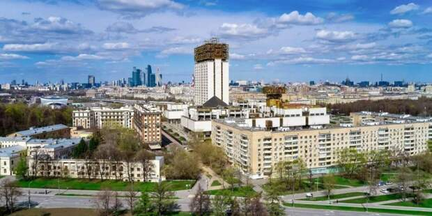 Сергунина рассказала о новом разделе «Мой район» в проекте #Москвастобой/ Фото mos.ru