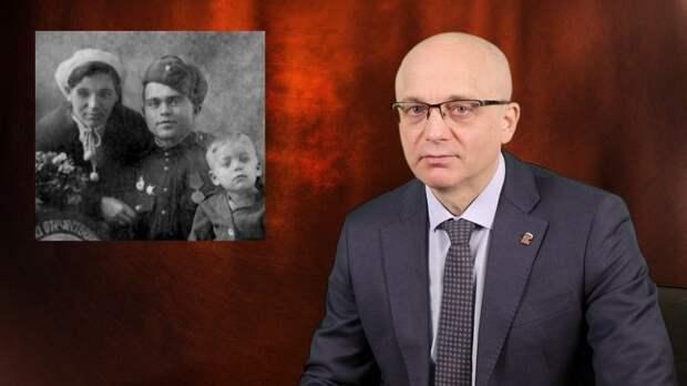 Элиссан Шандалович рассказал о дедушке-ветеране Великой Отечественной войны