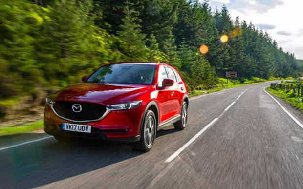 Тест-драйв нового кроссовера Mazda CX-5