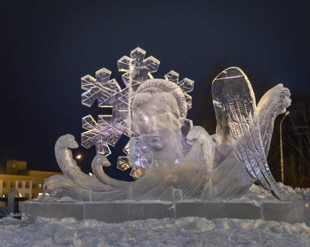 Храм и ледяная купель. Как пройдет праздник Крещения Господня в Удмуртии в 2021 году