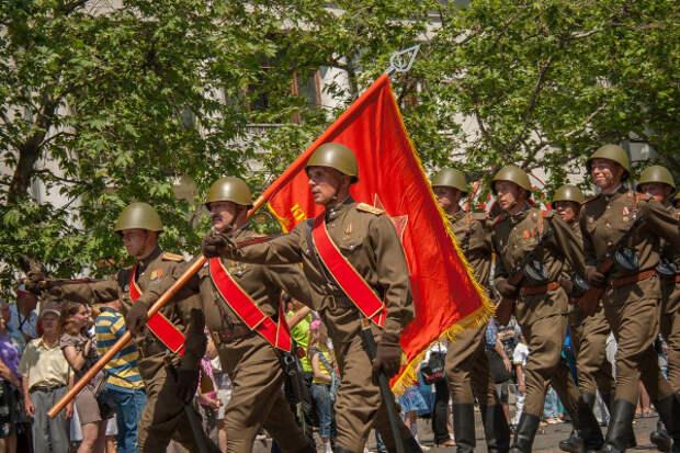 Россияне хотят отпраздновать День Победы в Севастополе