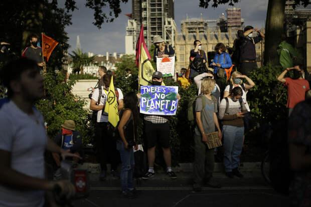 Изменение климата и государственные интересы