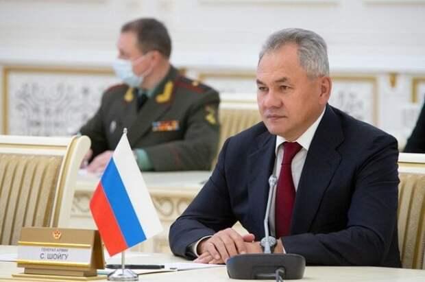 40 млн рублей выручили на аукционе за работы Сергея Шойгу