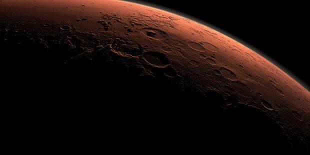 Вулканы Марса могут оказаться активными