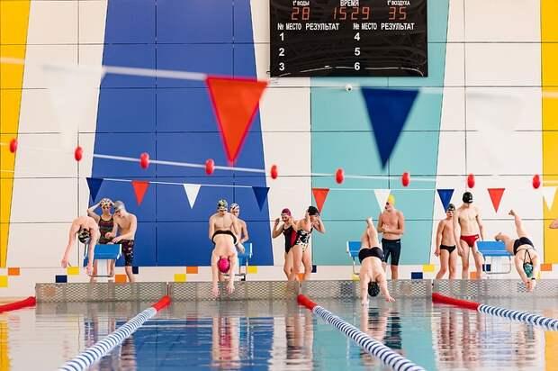 В Мурманской области построили спортивный комплекс с бассейном «Гольфстрим»