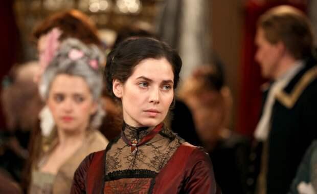 Юлия Снигирь рассказала о своей роли в сериале «Кровавая барыня»