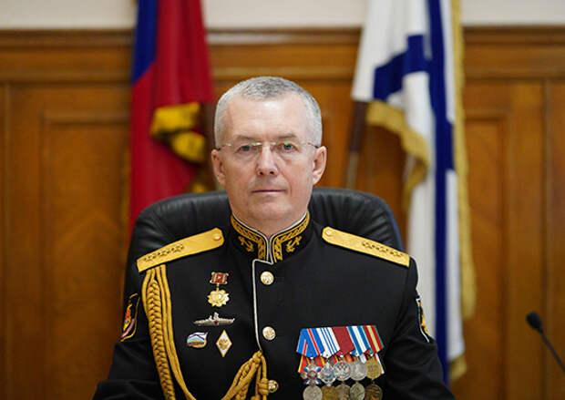 Командующий Балтийским флотом поздравил подчиненных с 318-й годовщиной со Дня основания Балтфлота