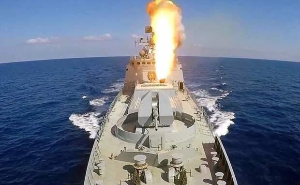 Модернизация американских эсминцев бессмысленна против маневра России