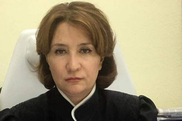 Золотой судье Елене Хахалевой отказали в восстановлении полномочий