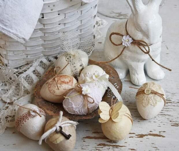 Пасхальный декор: удивительные идеи для дома (61 фото)