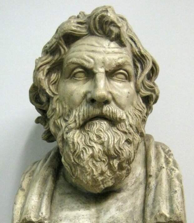 Аристарх Самосский - древнегреческий астроном, математик и философ iii века до н.