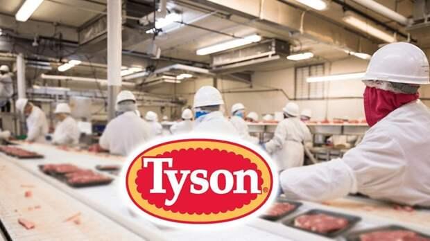 Квартальная выручка Tyson Foods может подрасти на 2,1% г/г
