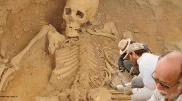 Люди-великаны, упомянутые в Коране — существовал ли народ адиты?