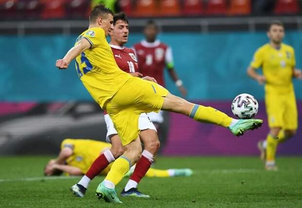 Размышления о сильной сборной Украины и слабой сборной России по футболу