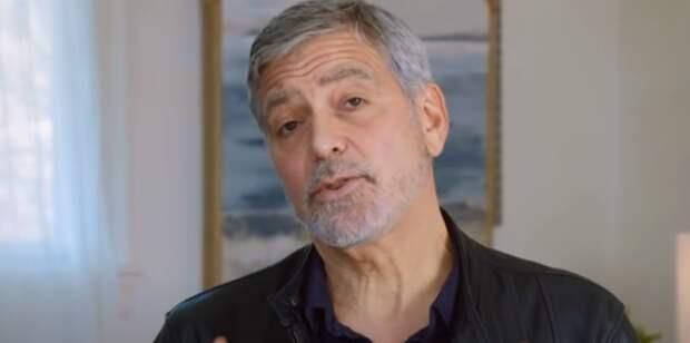 Джордж Клуни снялся впромо-ролике благотворительного фонда The Clooney Foundation for Justice