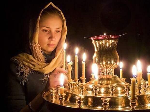 О здравии... Как правильно поставить свечу